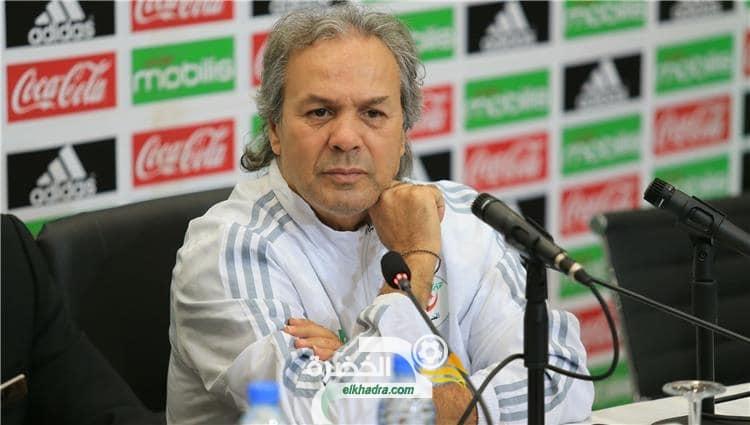 """رابح ماجر : """"تشجيع الجماهير المصرية ساهم في فوز الجزائر بكأس الأمم الأفريقية"""" 30"""