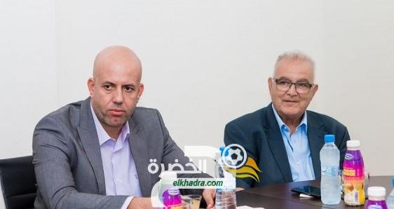 """شريف ملال : """"لا أعلم من سمح لشباب بلوزداد بالتكلم نيابة عن الفرق الجزائرية"""" 26"""