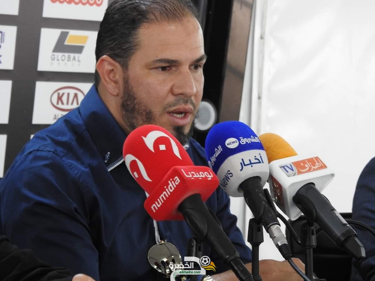 """حلفاية يعلق على تصريحات سعداوي: """" العدالة الجزائرية ستثبت من البريء ومن المذنب"""" 28"""