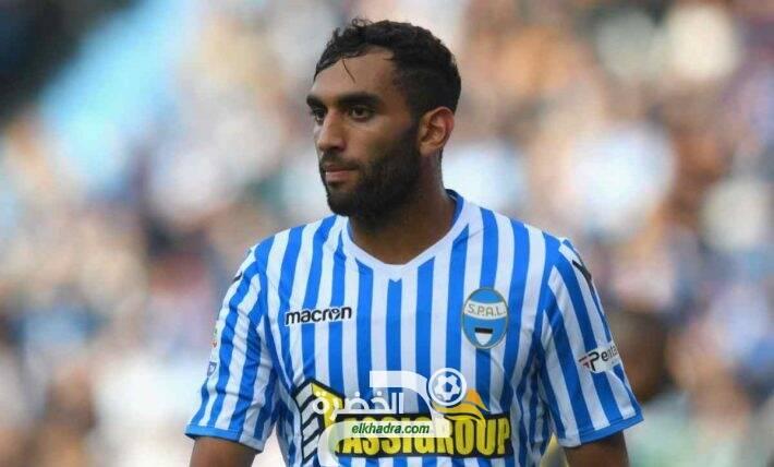 تورينو أقرب وجهة للاعب الجزائري محمد فارس 36