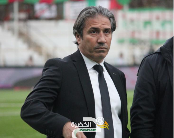مدرب وفاق سطيف الكوكي : من لم تعجبه نتيجة أي لقاء سنعيد له اللقاء والنتيجة ستكون أثقل 29