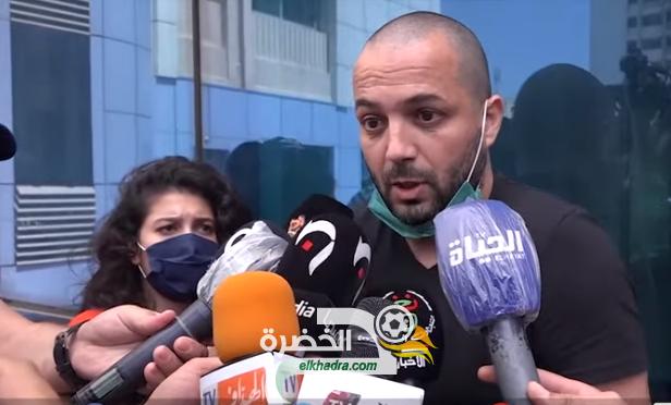 """سعداوي:""""هذه هي حقيقة اانتقال اللاعب مرواني وعلاقتي مع مدوار وزطشي"""" 33"""