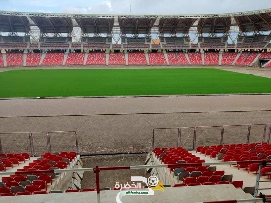 ملعب وهران الجديد مسرحا للمنتخب الوطني في تحدياته المقبلة 29