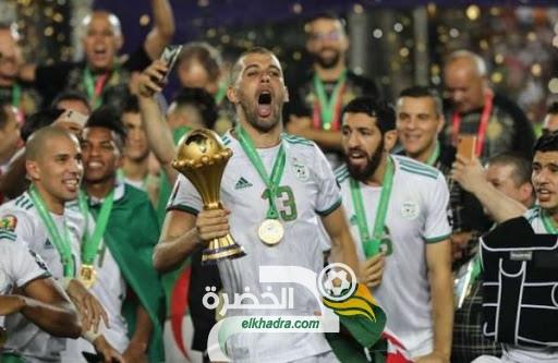 سليماني : نحن أفضل جيل في تاريخ كرة القدم الجزائرية 35
