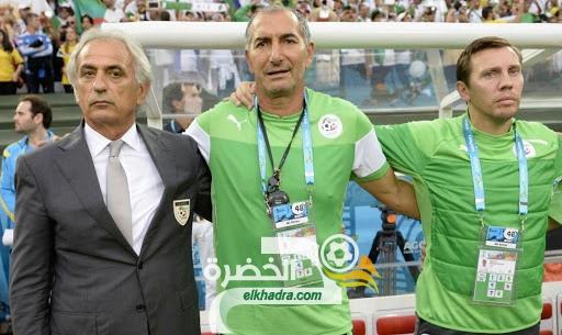 قريشي يكشف بدايات رياض محرز مع المنتخب الجزائري 28