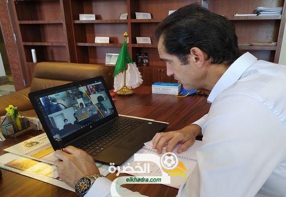 الألعاب المتوسطية 2022: اللجنة الوطنية لتحضير طبعة وهران تجتمع مع لجانها ال12 المتخصصة 25