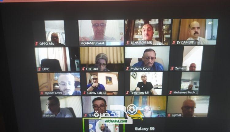 المكتب التنفيذي للفاف يضع ورقة طريق لاستئناف الدوري الجزائري 28