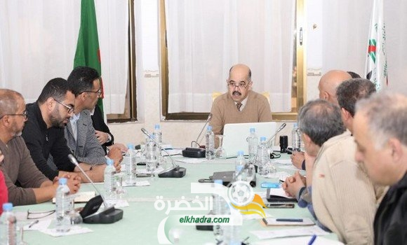 دمارجي: ''هنالك خطر لانتقال العدوى في حالة استئناف الدوري الجزائري'' 26