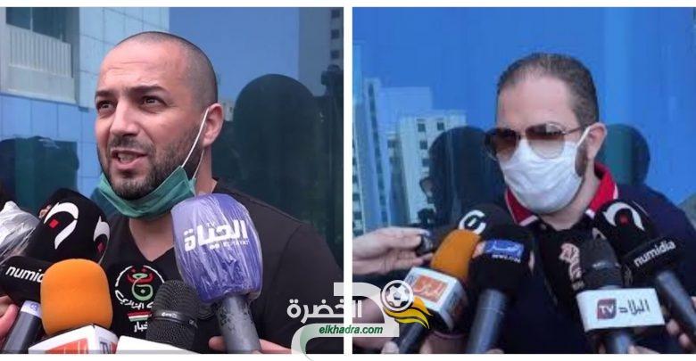 محكمة سيدي محمد تستدعى حلفاية ونسيم سعداوي 26
