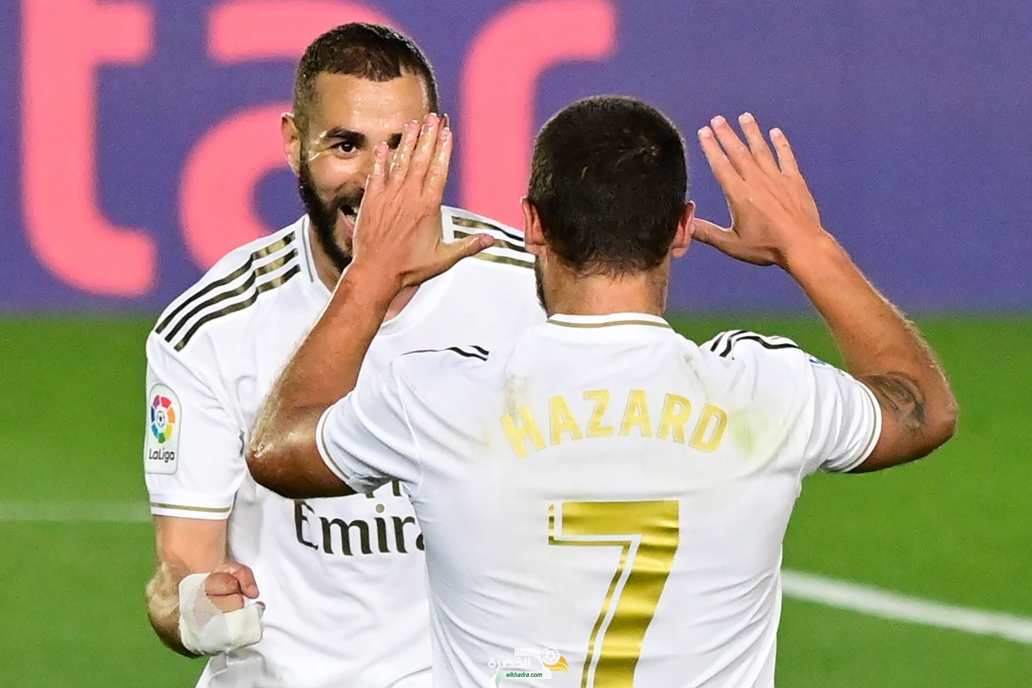 مباراة ريال مدريد وليفربول على ملعب ألفريدو دي سيتفانو بمدريد 23