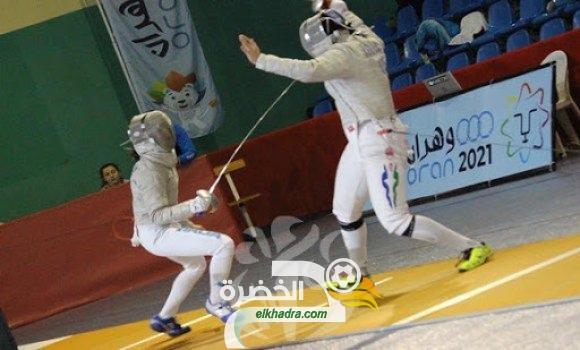 """الاتحادية الجزائرية للمبارزة- برناوي: """"قدمنا برنامجا لاستئناف المنافسات وننتظر موافقة الوزارة عليه"""" 31"""