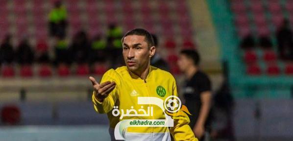شبيبة القبائل تقيل المدرب يامن الزلفاني 31