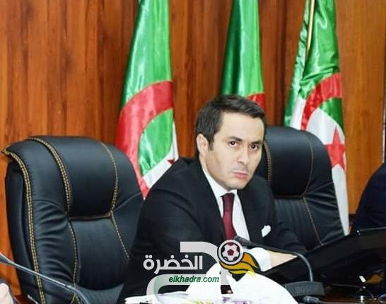 خالدي: استئناف المنافسات الرياضية مرهون برفع الحجر الصحي 28