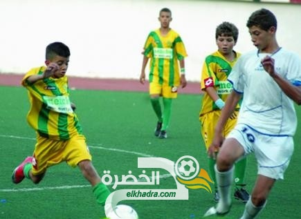أكاديمية لكرة القدم بالجزائر : الفيفا تعتمد 13 أكاديمية لتكوين المواهب الشابة 24