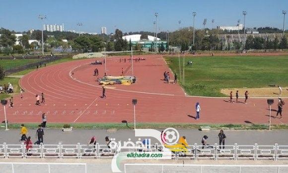 ألعاب القوى: الاتحادية الجزائرية تعلن عن موسم أبيض 29