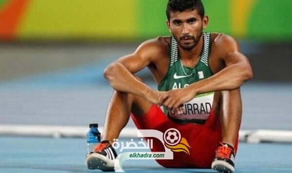 الاتحادية الجزائرية لألعاب القوى ترد على العداء بورعدة 29