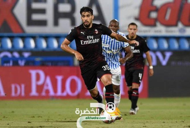 بمشاركة بن ناصر ومحمد فارس .. ميلان يحقق تعادل مثير امام سبال 24