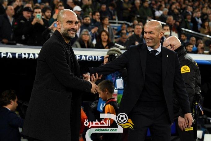 """بيب غوارديولا عن دوري الأبطال :""""نحن متحمسون بشكل لا يصدق للعب ضد مدريد"""" 26"""