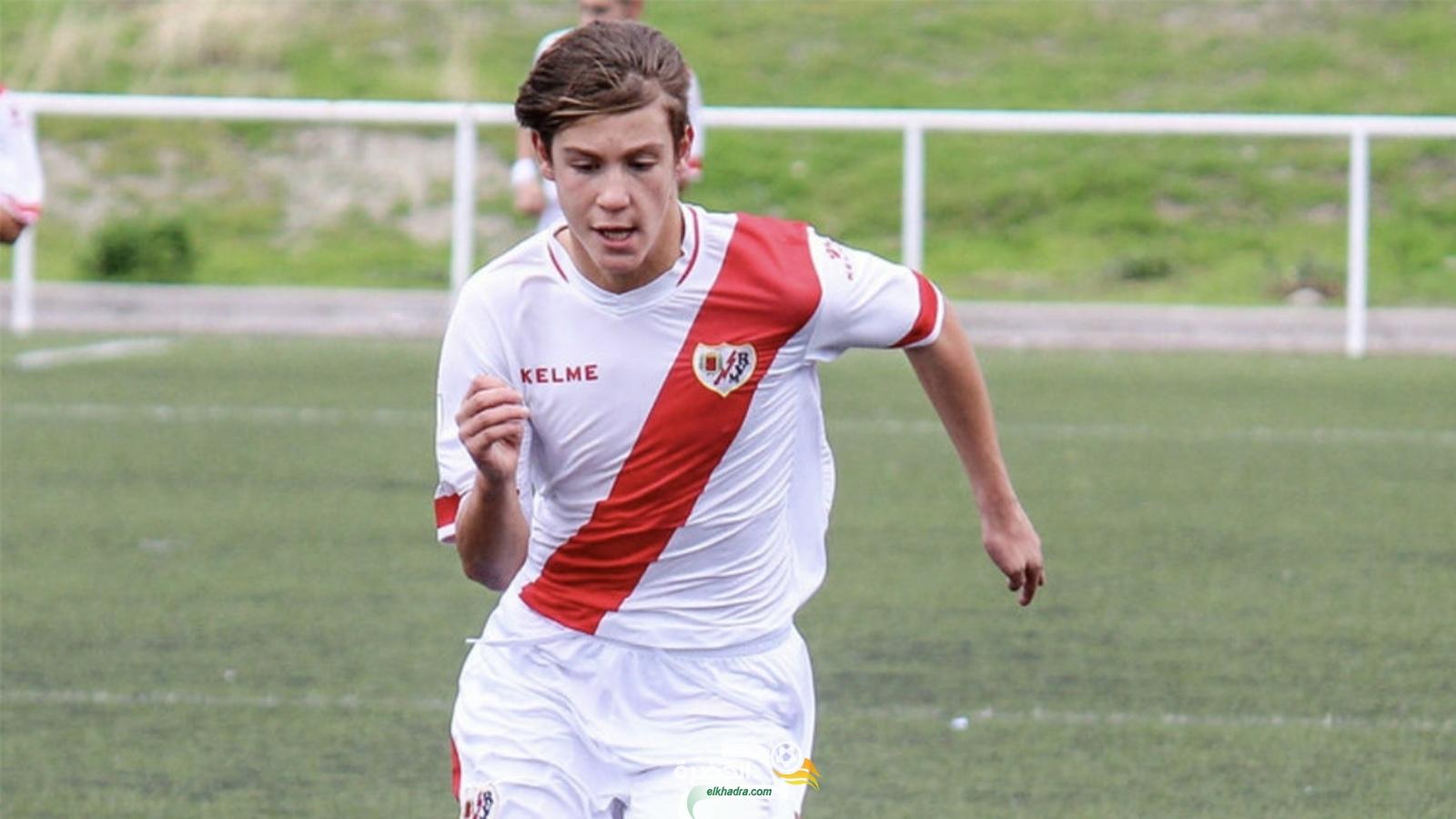 برشلونة يقترب من ضم فابيان لوتزي البالغ من العمر 15 عامًا فقط 28
