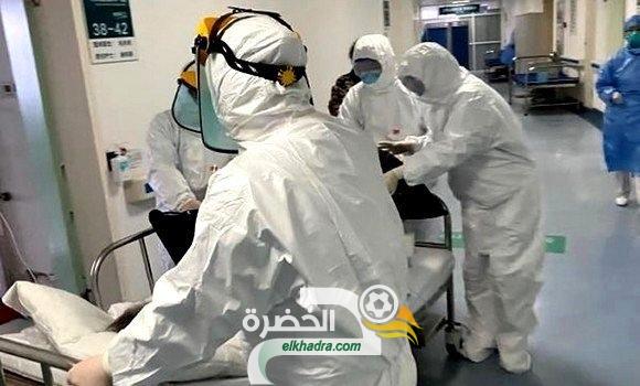 كورونا في الجزائر: 614 إصابة جديدة 12 وفيات خلال أل 24 ساعة الأخيرة 32