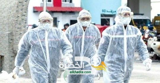 كورونا في الجزائر: تسجيل 262 إصابة جديدة و 7 وفيات خلال ال24 ساعة 24