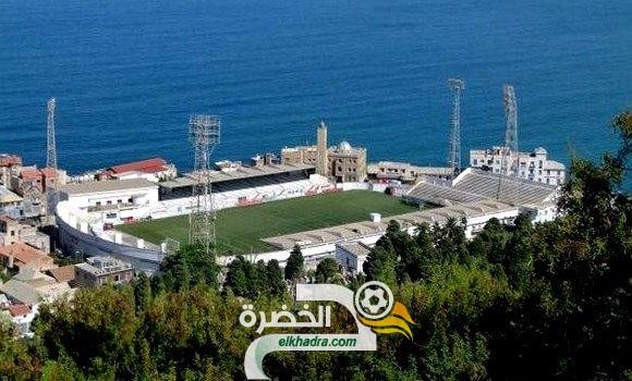 """اتحاد العاصمة: انطلاق أشغال الترميم بملعب """"عمر حمادي"""" عن قريب 27"""