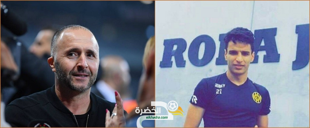 الجزائري مهدي بوكاسي يبدى رغبته في تمثيل المنتخب الجزائري مستقبلا 25