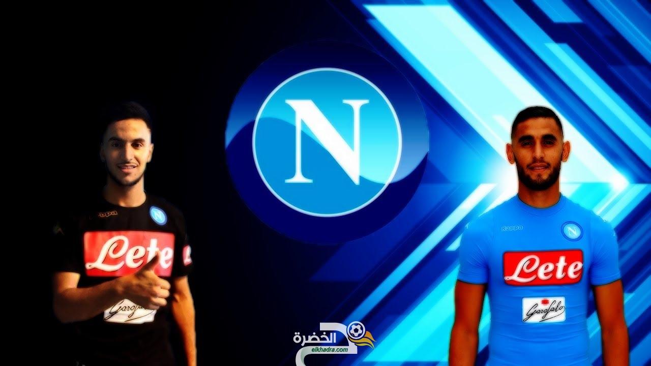 نابولي الايطالي يعرض ادم وناس و غولام على نادي ليل الفرنسي 27