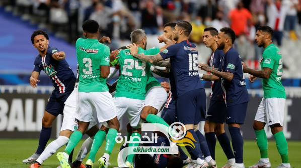 باريس سان جيرمان يفوز ببطولة كأس فرنسا لمرة 13 في تاريخه 59