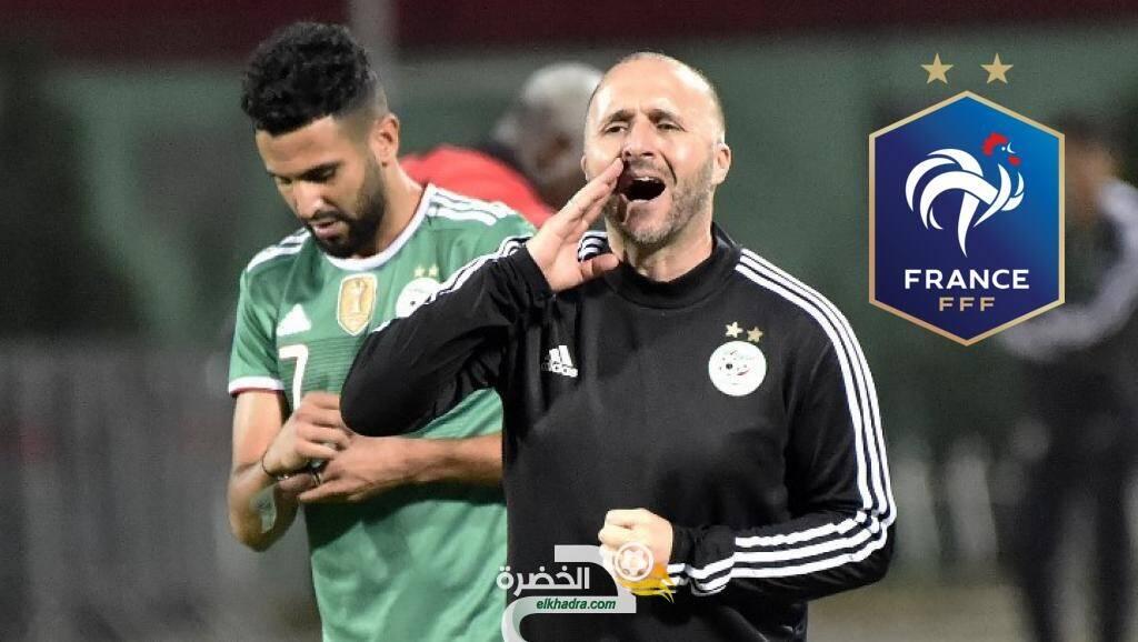 جمال بلماضي يريد مواجهة منتخب فرنسا 47
