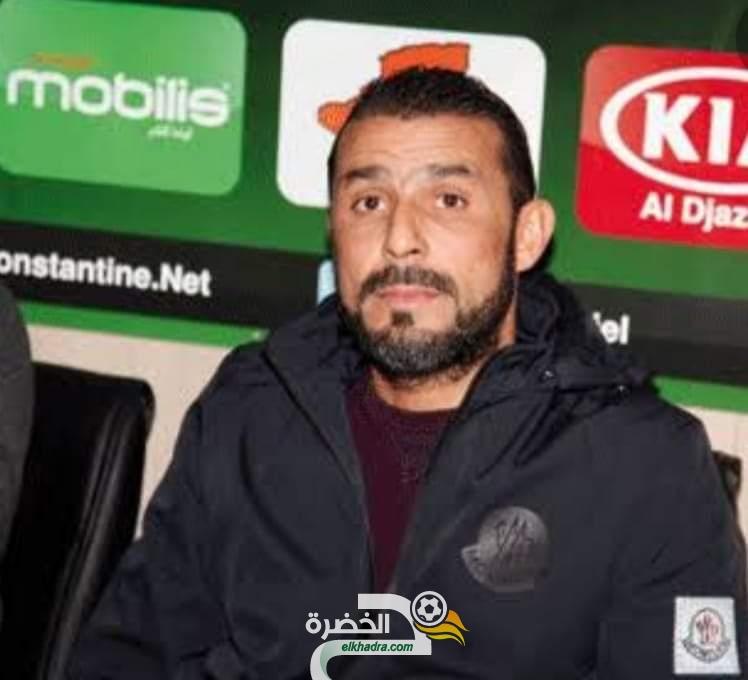 نصر الدين مجوج مديرا عاما بالنيابة لشباب قسنطينة 24