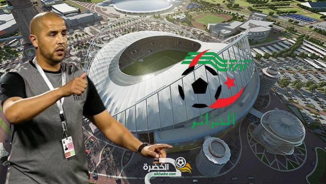 الجزائر تشارك في كأس العرب 2021 بقطر بالمنتخب المحلي! 34