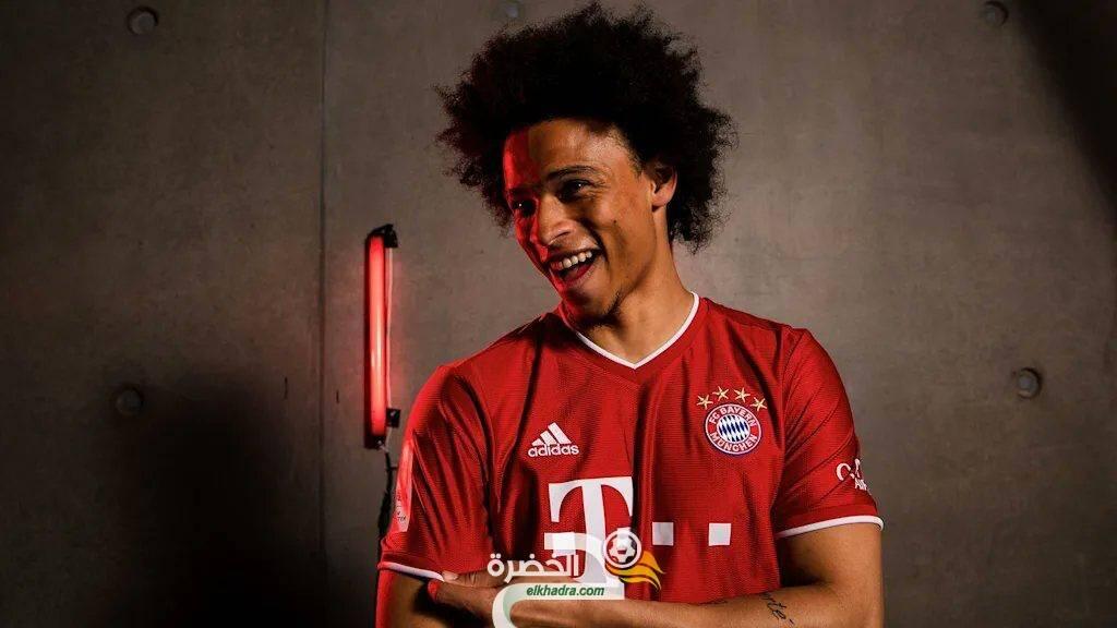 رسميًا - ليروي ساني لاعبًا لبايرن ميونيخ 24
