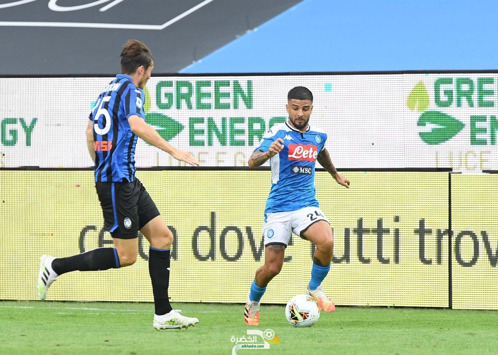 الدوري الإيطالي : أتالانتا يفوز 2-0 على ضيفه نابولي 29