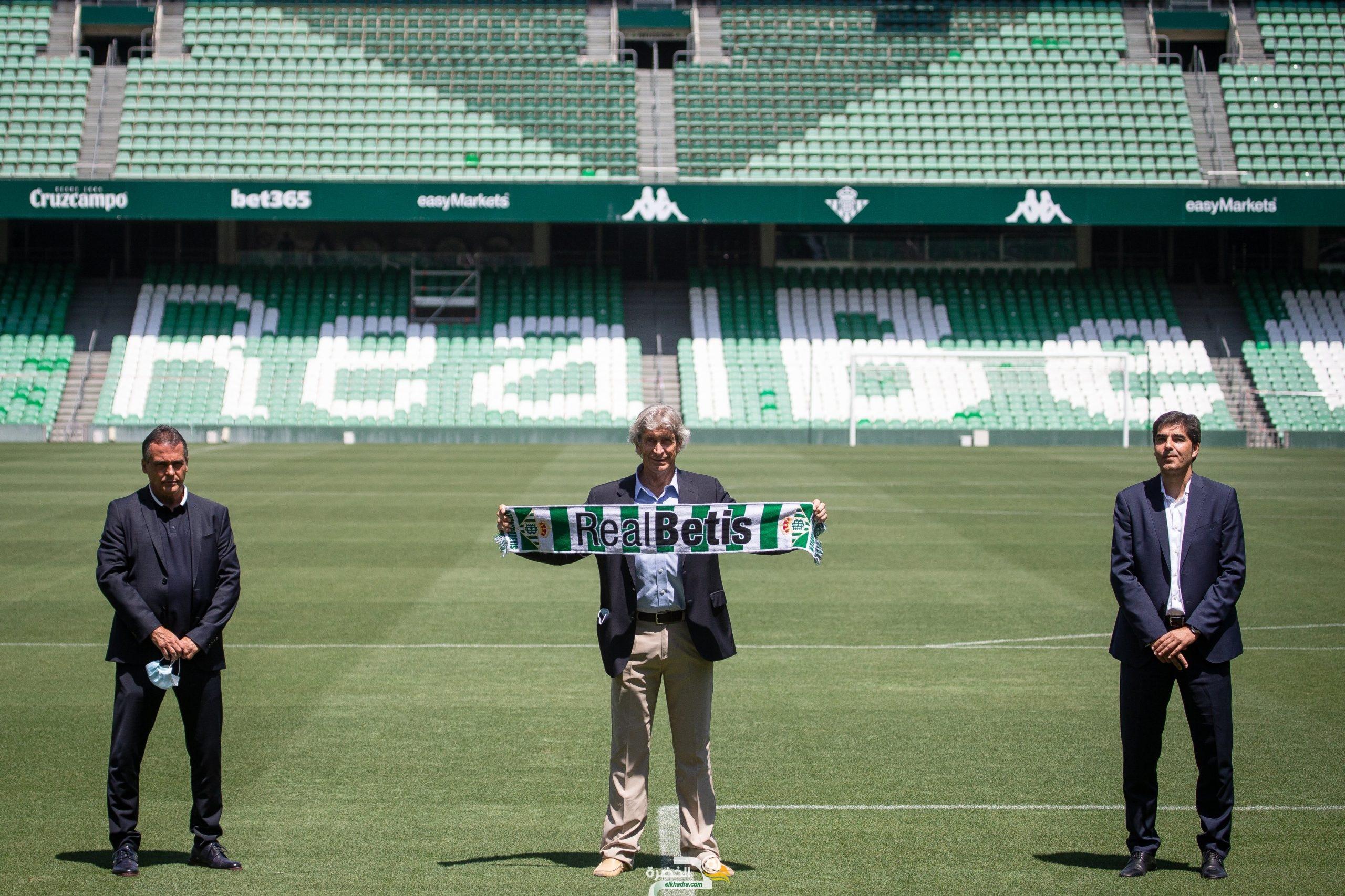 بيليجريني مدربا لعيسى ماندي في ريال بيتيس 29