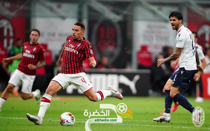 بالفيديو .. هدف بن ناصر الرائع ضد بولونيا اليوم في الدوري الإيطالي 26