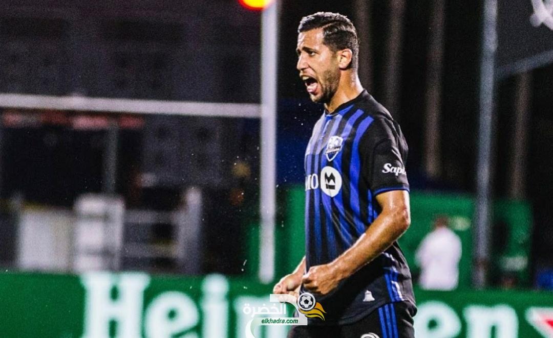 أم أل أس : تايدر هداف في فوز ناديه إمباكت مونتريال أمام دي سي يونايتد 24