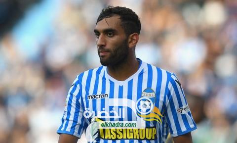 الجزائري محمد فارس إلى تورينو الإيطالي بعقد لاربع سنوات 31