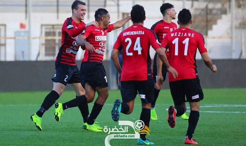 اتحاد العاصمة يفوز على شبيبة الساورة بثنائية 13
