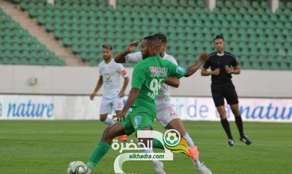 الرجاء البيضاوي يفوز على حسنية أكادير في الجولة لـ21 بالدوري المغربي 28