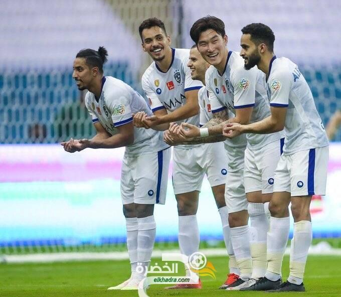الدوري السعودي : الهلال يتفوق برباعية قاسية على وصيفه النصر 24