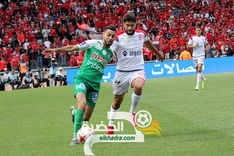 رسميا .. تأجيل مباراةالديربي البيضاوي بين الودادوالرجاء 24