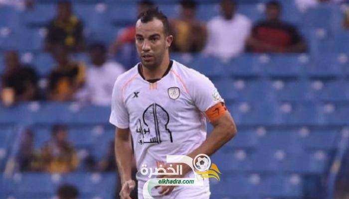 أهلي جدة يستهدف الجزائري جمال بلعمري 5