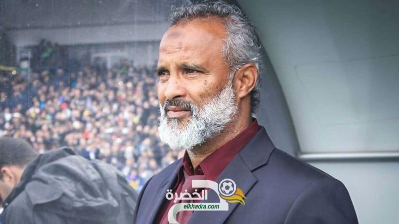 شريف الوزاني مدربا جديدا لسريع غليزان 30