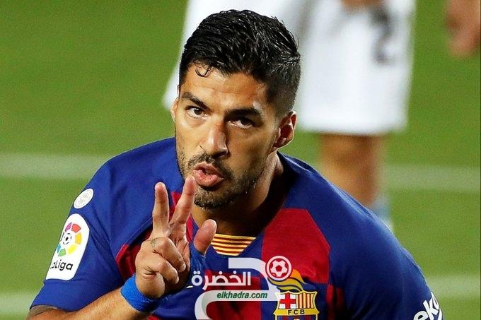 اخبار برشلونة: كومان طلب من لويس سواريز البحث عن فريق 24