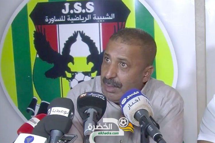 """محمد زرواطي : """"الاتحاد الجزائري أصبح يعتمد سياسة دعم الفرق العاصمية على حساب البقية"""" 24"""