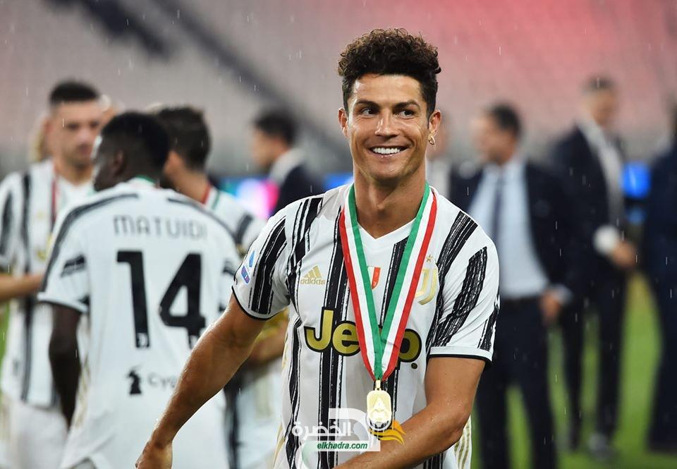 يوفنتوس يتوج بلقب الدوري الإيطالي التاسع على التوالي والـ36 في تاريخه 41