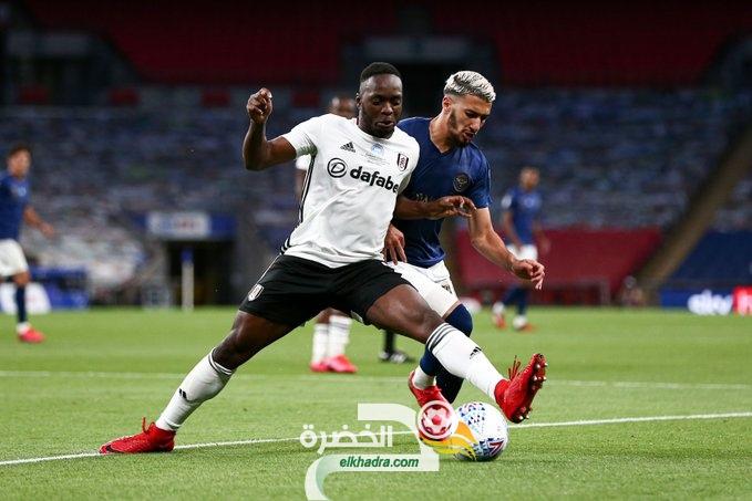 سعيد بن رحمة يخسر مباراة الصعود إلى البريميرليغ بهدفين لهدف أمام نادي فولهام 25