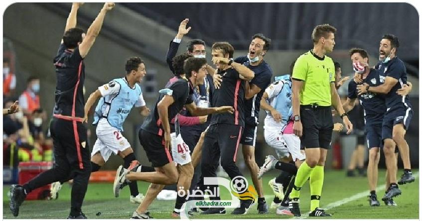 إشبيلية بطلاً ل الدوري الاوروبي للمرة السادسة في تاريخه 24