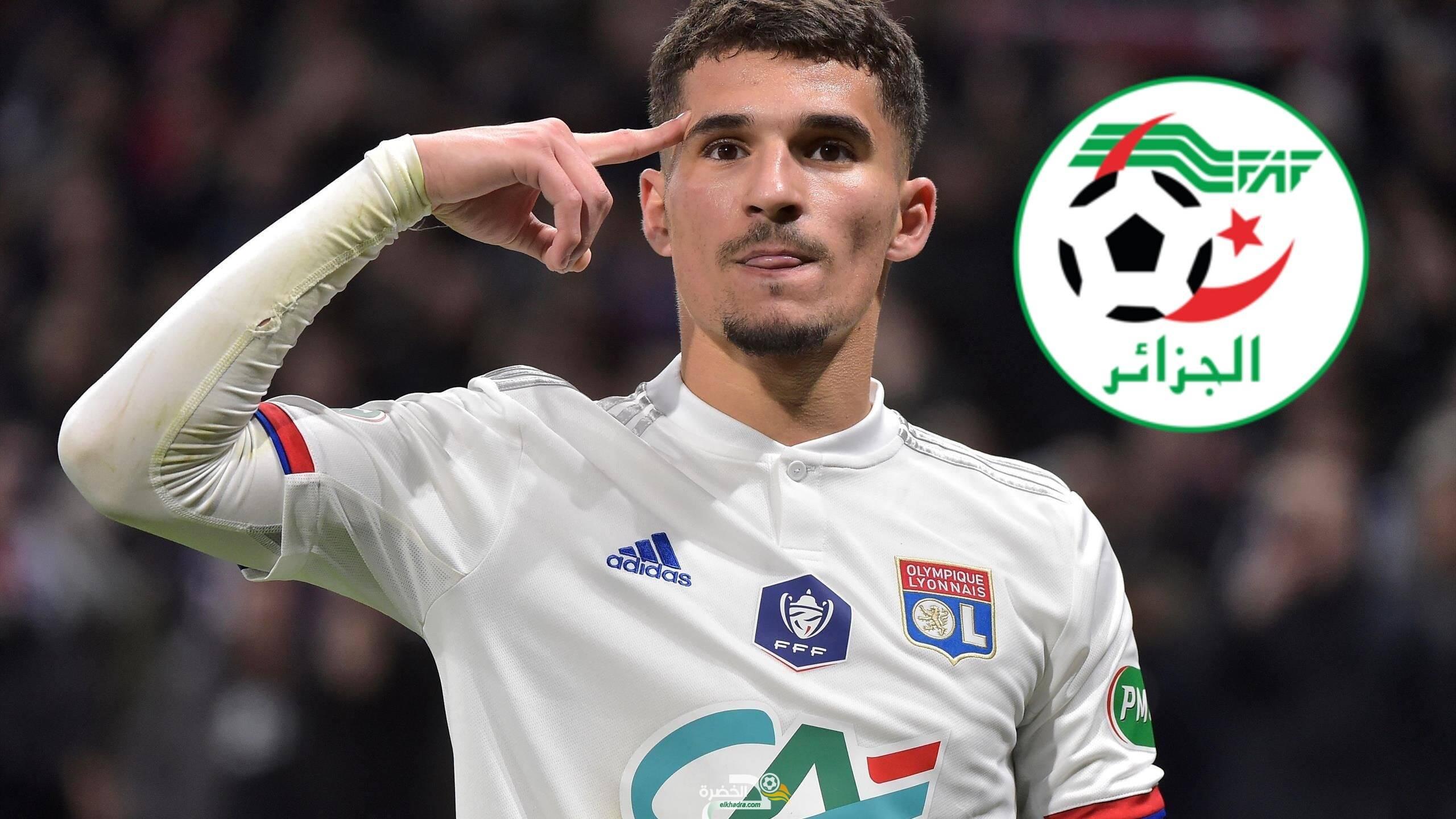 حسام عوار يكشف لمقربيه جهازيته للانضمام للمنتخب الجزائري 27